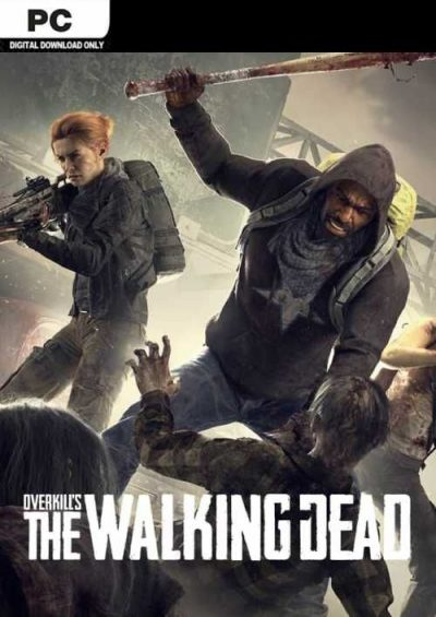 Compare Overkills The Walking Dead Deluxe Edition PC CD Key Code Prices & Buy 3