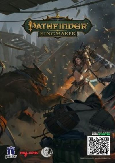 Compare Pathfinder: Kingmaker Nintendo Switch CD Key Code Prices & Buy 1
