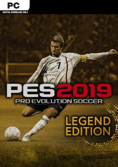 Compare Pro Evolution Soccer (PES) 2019 Legend Edition PC CD Key Code Prices & Buy 5