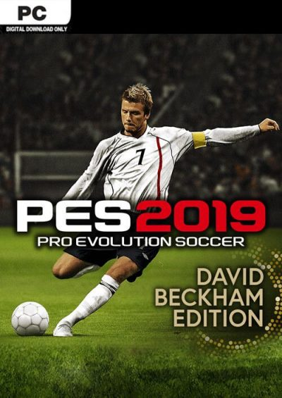 Compare Pro Evolution Soccer (PES) 2019 David Beckham Edition PC CD Key Code Prices & Buy 3