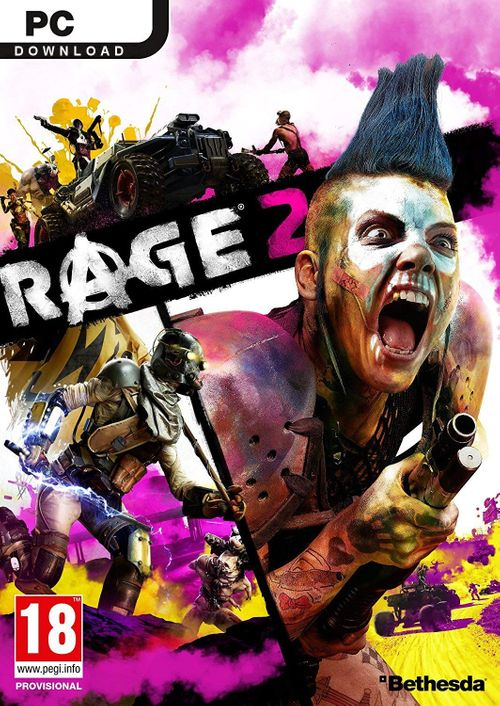 Compare Rage 2 PC CD Key Code Prices & Buy 377
