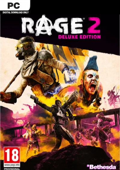 Compare Rage 2 Deluxe Edition PC CD Key Code Prices & Buy 39
