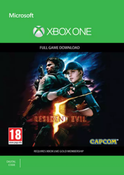 Compare Resident Evil 5 Xbox One CD Key Code Prices & Buy 17