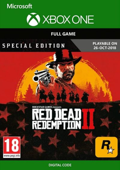 Compare Red Dead Redemption 2: Special Edition Xbox One CD Key Code Prices & Buy 9