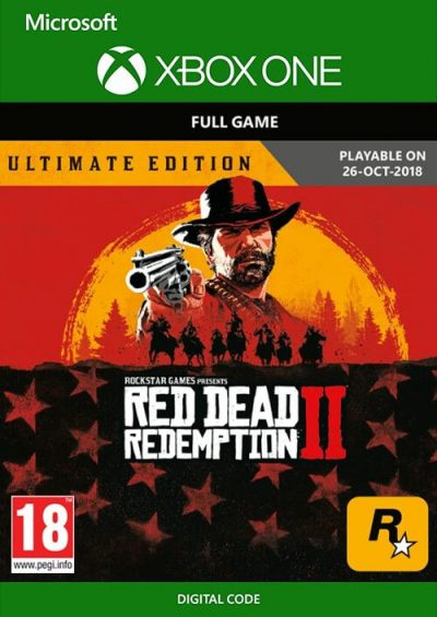 Compare Red Dead Redemption 2: Ultimate Edition Xbox One CD Key Code Prices & Buy 11