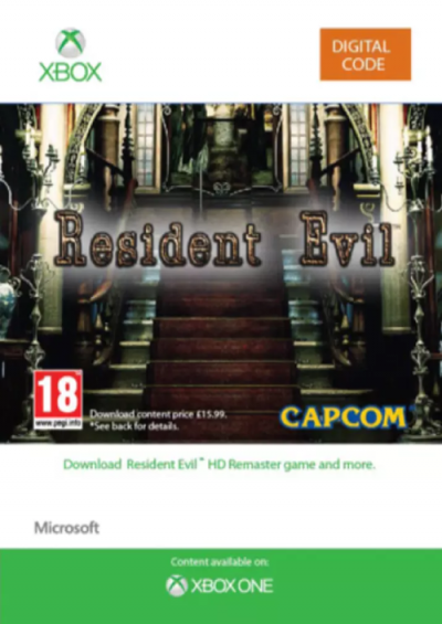 Compare Resident Evil HD Xbox One CD Key Code Prices & Buy 19