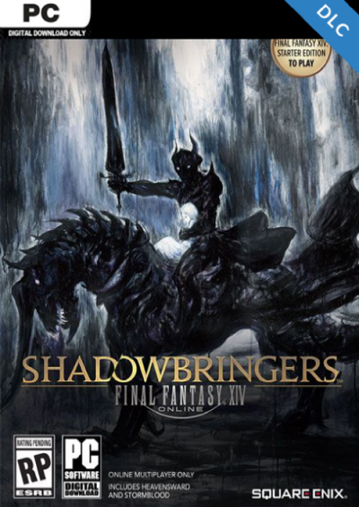 Compare Final Fantasy XIV 14 Shadowbringers PC CD Key Code Prices & Buy 3