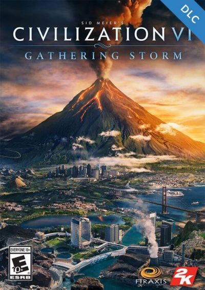 Compare Sid Meiers Civilization VI 6 PC Gathering Storm DLC (Global) CD Key Code Prices & Buy 27