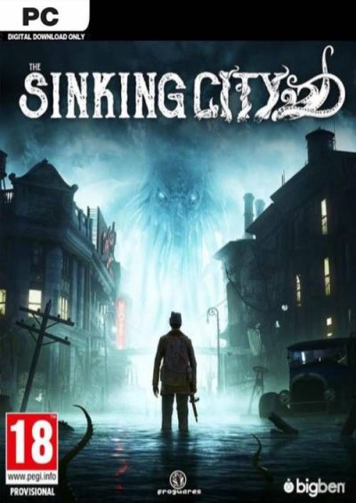 Compare The Sinking City PC CD Key Code Prices & Buy 39