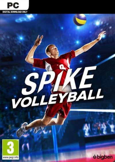 Compare Spike Volleyball PC CD Key Code Prices & Buy 3