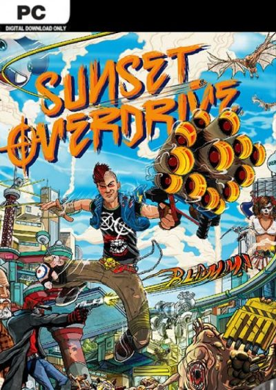 Compare Sunset Overdrive PC CD Key Code Prices & Buy 3