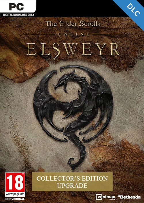 Compare The Elder Scrolls Online : Elsweyr Upgrade PC CD Key Code Prices & Buy 381