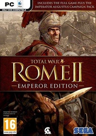 Compare Total War Rome II 2 – Emperors Edition PC CD Key Code Prices & Buy 5