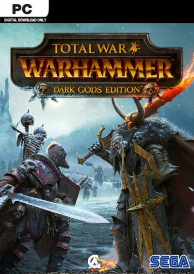 Compare Total War Warhammer  Dark Gods Edition PC CD Key Code Prices & Buy 11