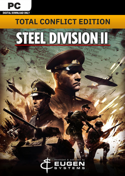 Compare Steel Division 2 - Total Conflict Edition PC CD Key Code Prices & Buy 5