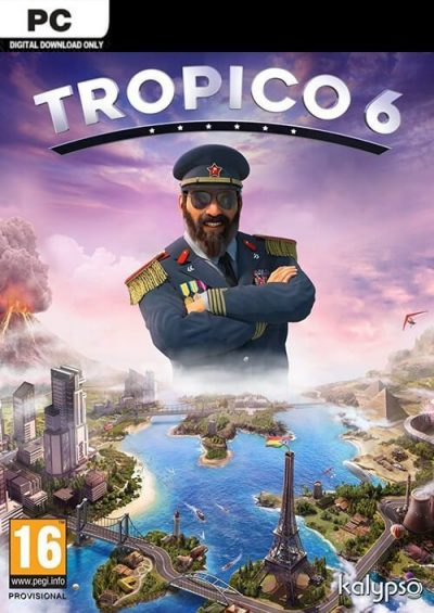 Compare Tropico 6 PC CD Key Code Prices & Buy 1