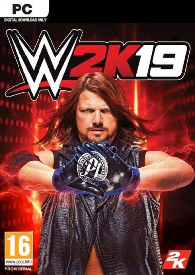Compare WWE 2K19 PC CD Key Code Prices & Buy 3