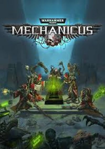 Compare Warhammer 40,000: Mechanicus Nintendo Switch CD Key Code Prices & Buy 1