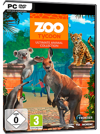 Compare Zoo Tycoon Ultimate Animal Collection PC CD Key Code Prices & Buy 23