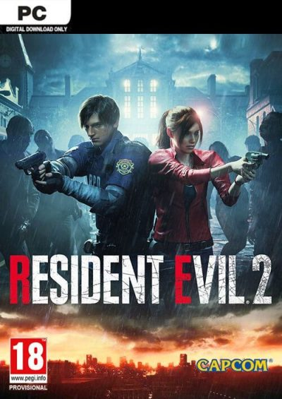Compare Resident Evil 2 / Biohazard RE:2 PC CD Key Code Prices & Buy 33