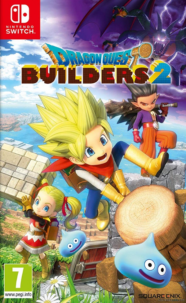 Compare Dragon Quest Builders 2 PC CD Key Code Prices & Buy 31