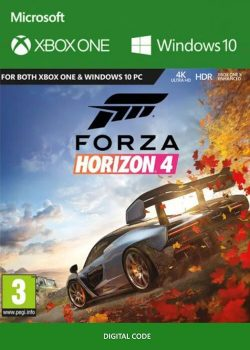 Compare Forza Horizon 4 Xbox One/PC CD Key Code Prices & Buy 80