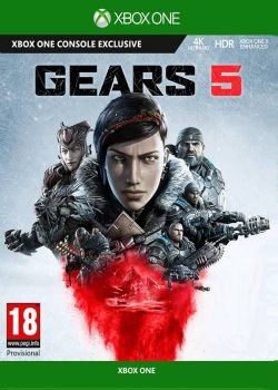 Compare Gears 5 Xbox One / PC CD Key Code Prices & Buy 310