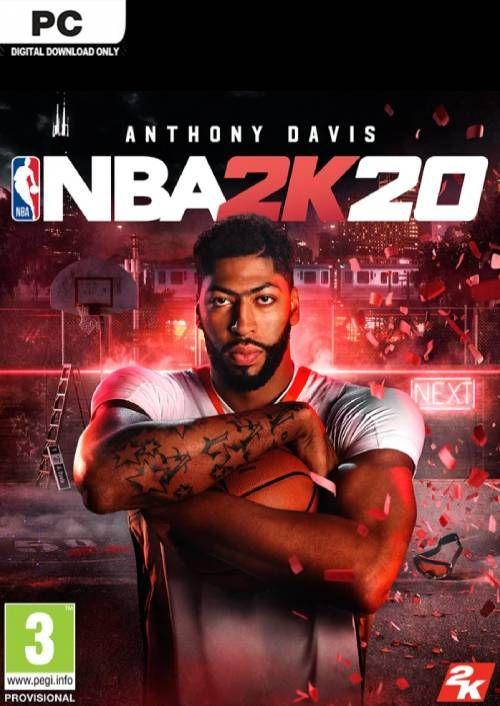 Compare NBA 2K20 PC CD Key Code Prices & Buy - KeyOfGames.com