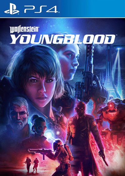 Compare Wolfenstein Youngblood PS4 CD Key Code Prices & Buy 1