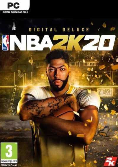 Compare NBA 2K20 Deluxe Edition PC CD Key Code Prices & Buy 27