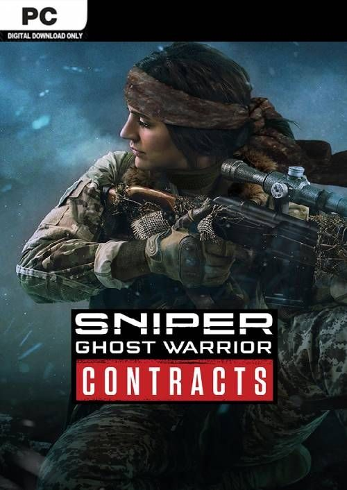 Compare Sniper Ghost Warrior Contracts PC CD Key Code Prices & Buy 1