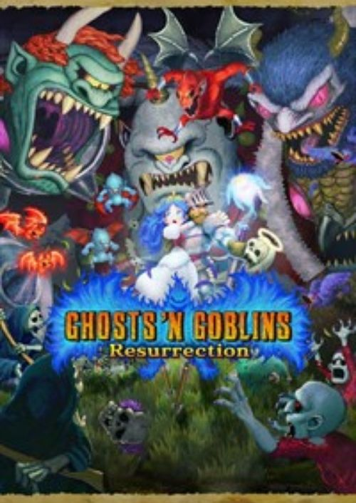 Compare Ghosts n Goblins Resurrection PC CD Key Code Prices & Buy 1