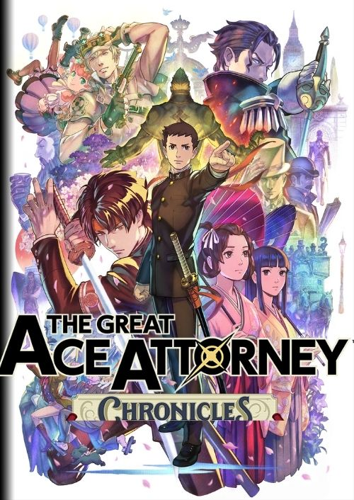 Compare The Great Ace Attorney Chronicles PC CD Key Code Prices & Buy 1