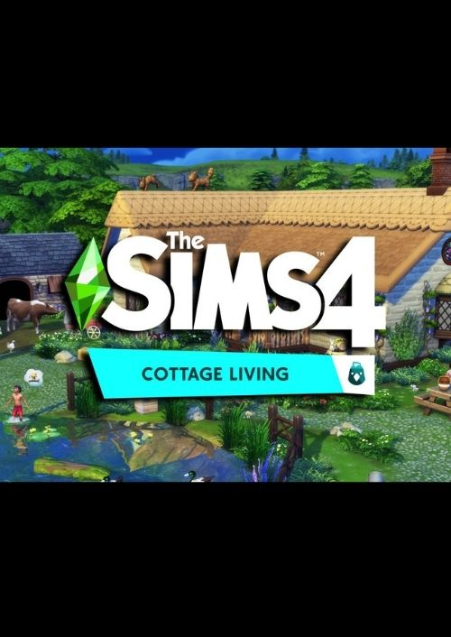 Compare The Sims 4 Cottage Living PC CD Key Code Prices & Buy 1