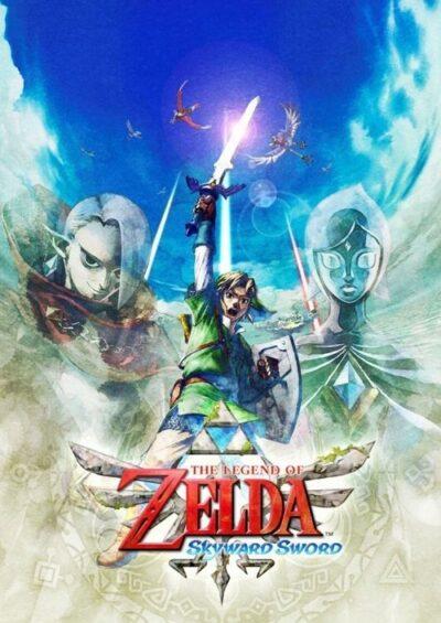Compare The Legend of Zelda: Skyward Sword Nintendo Switch CD Key Code Prices & Buy 19
