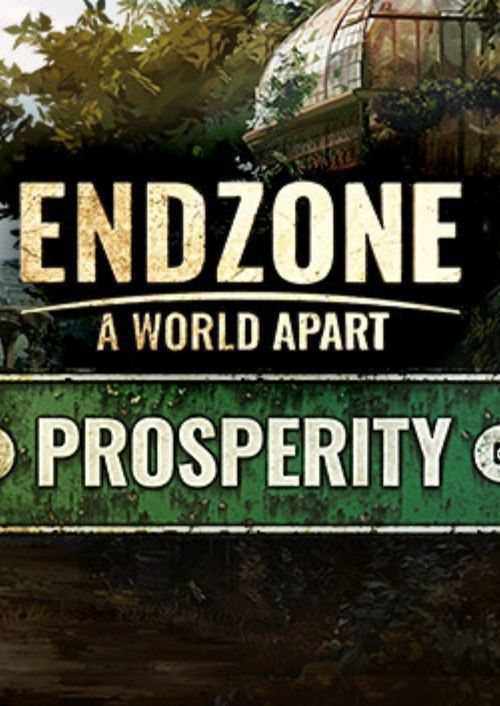 Compare Endzone: A World Apart Prosperity PC CD Key Code Prices & Buy 1