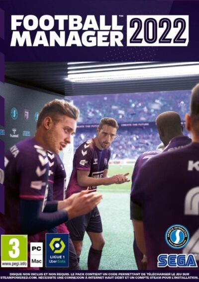 Compare Football Manager 2022 PC CD Key Code Prices & Buy 80
