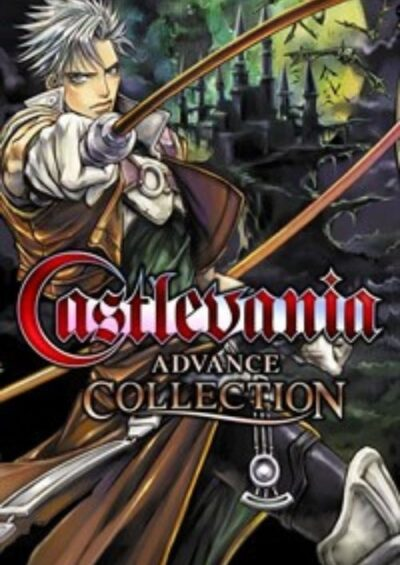 Compare Castlevania Advance Collection Nintendo Switch CD Key Code Prices & Buy 80