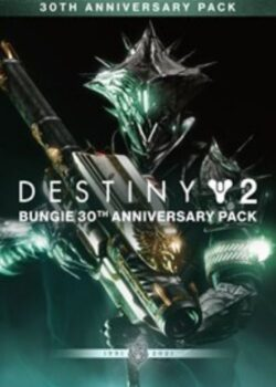 Compare Destiny 2: Bungie 30th Anniversary Pack PC CD Key Code Prices & Buy 39