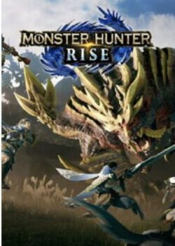 Compare Monster Hunter Rise PC CD Key Code Prices & Buy 45